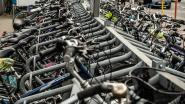 Weesfietsen worden verwijderd uit fietsenstallingen