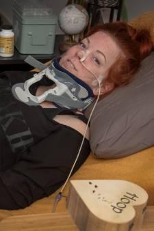 Ernstig zieke Anne na crowdfundingsactie geopereerd in Barcelona: 'We zijn opgelucht'