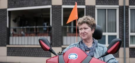 Mary kan huis niet meer in of uit: 'Mooiste plekje van Doesburg slecht toegankelijk'