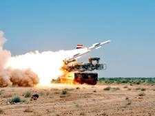 Syrië haalt Russisch spionagetoestel neer tijdens aanval Israël
