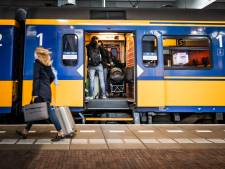 Treinen en auto's rijden weer tussen Apeldoorn en Amersfoort