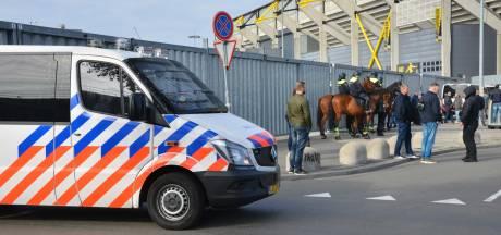Eis: voorwaardelijke gevangenisstraf voor Willem II-supporter na rellen bij NAC