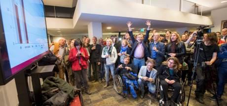Monsterzege GroenLinks, partij laat D66 en SP ver achter zich