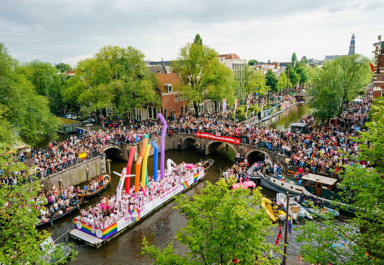 Canal Parade 2019.