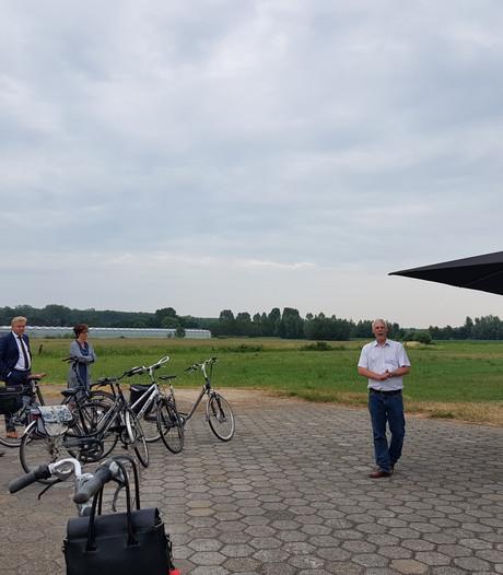 Bestuurders trekken per fiets te velde door Liempde