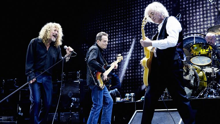 Het laatste concert van Led Zeppelin in 2007. Meer dan een miljoen mensen probeerden toen één van de 18.000 tickets te bemachtigen.