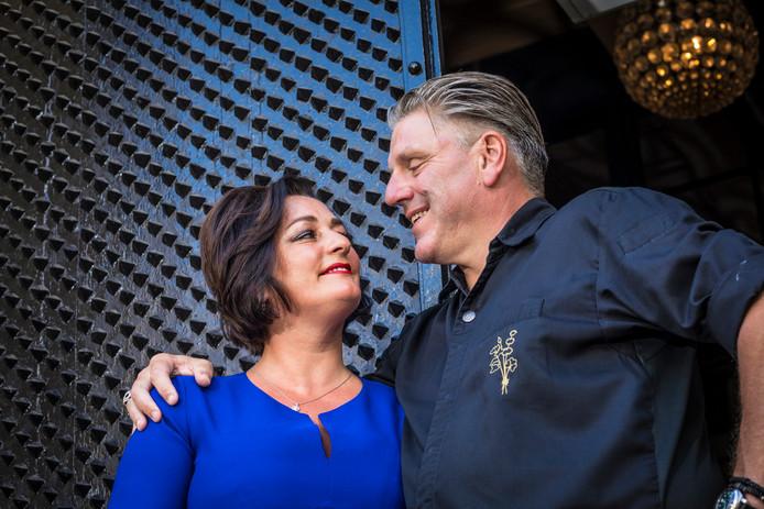 Jonnie en Thérèse Boer vieren hun zilveren jubileum als eigenaren van toprestaurant De Librije.