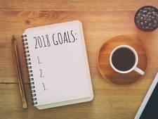 Dit zijn de populairste goede voornemens van 2018