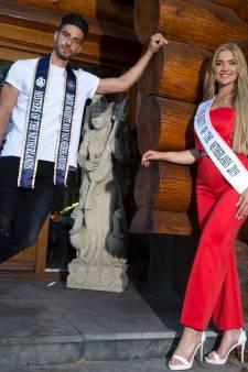 Liefdeskoppel deelt nu ook de catwalk: 'Ik ben heel blij dat hij mij achterna gaat'