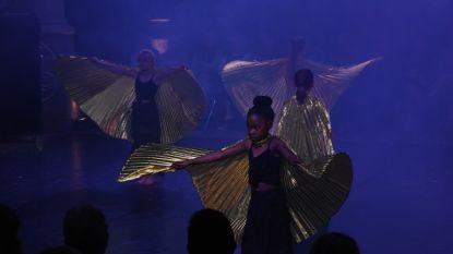 Alkuone toverde de Sint-Jozefskerk om tot een danstempel