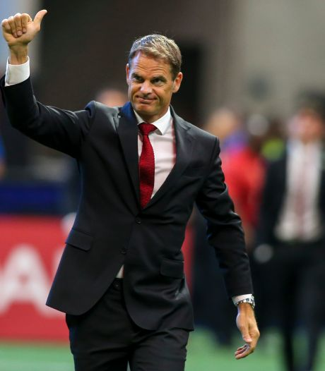 KNVB denkt aan De Boer als opvolger Koeman
