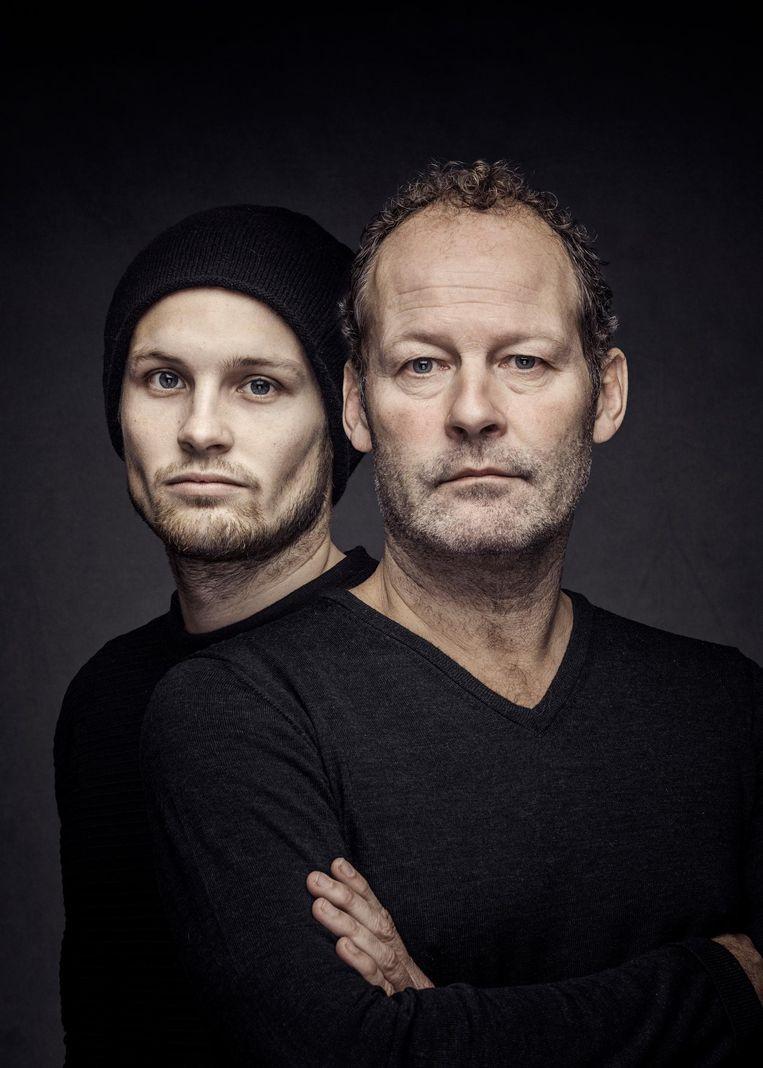 Daley en Danny Blind, eind 2014 Beeld Martin Dijkstra/Lumen