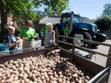 Noodkreet van boeren op de markt in Didam valt in goede aarde
