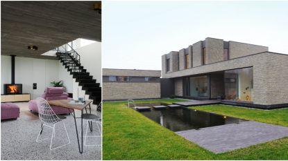 """Jan en Rebecca bouwden hun huis op een sokkel: """"Zo genieten we maximaal van het uitzicht en de natuur"""""""
