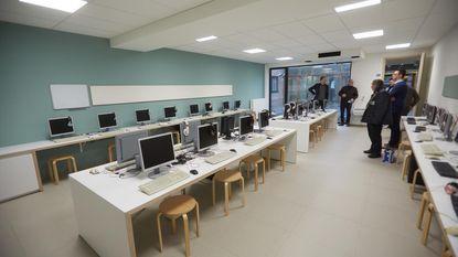 """""""De modernste school van Vlaanderen"""""""