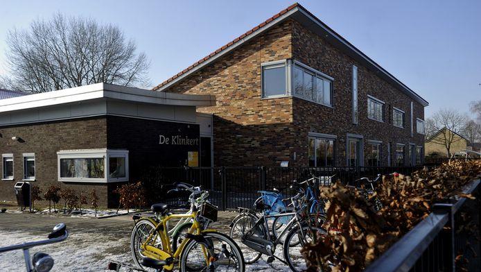Het meisje werd ontvoerd in de buurt van basisschool De Klinkert. © ANP