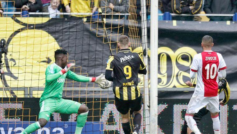 De 3-1 van Vitesse zeilt binnen Beeld Pro Shots