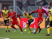 'NEC wil opnieuw winkelen bij Almere City'