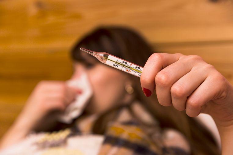 Op een gemiddelde werkdag waren in de eerste helft van het jaar iets meer dan 7 op de 100 werknemers afwezig door ziekte of privéongeval.