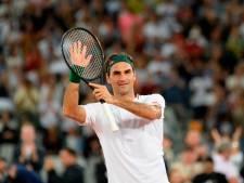 Federer zet streep door 2020: 'Ik zie jullie volgend jaar'