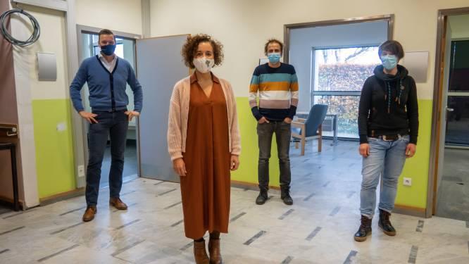 """""""Mensen letterlijk en figuurlijk niet in de kou laten staan"""": Tijdelijke dagopvang voor dak- en thuislozen opent in oud-ziekenhuis"""