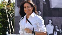 Meghan Markle gaat in november als eerste Britse royal stemmen