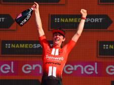 Haga redt de Giro van Sunweb: 'We zijn erin blijven geloven'