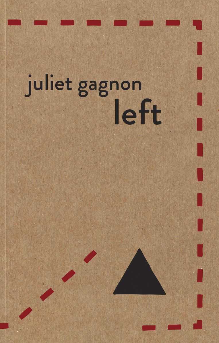 Juliet Gagnon: Left Beeld Omslag Dennis Gaens