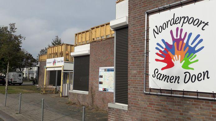 Wijkgebouw De Noorderpoort.