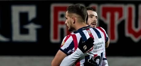 Willem II naar kwartfinales na makkelijke zege op AFC