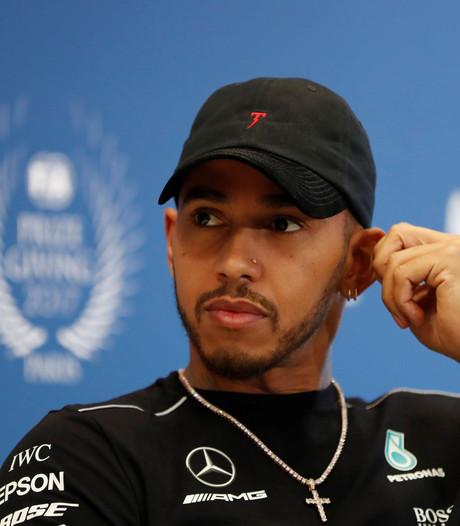 Hamilton zet zinnen op de vijf van Fangio