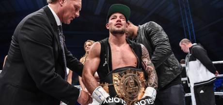 Bossche kickbokskampioen Robin van Roosmalen wil terugkeren in ring na zwaar ongeluk waarbij hij zus verloor