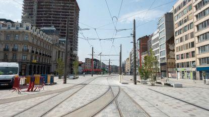 Feestweekend verwelkomt tram opnieuw op Italiëlei