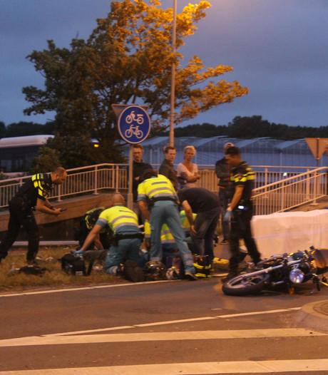 Heftige reacties na fataal ongeluk op gestolen motor in Poeldijk