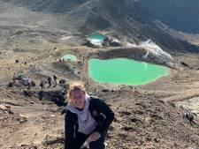 Bredase Emma (21) vast in Nieuw-Zeeland, maar bij aardige mensen met een héle grote tuin: 'Gelukje!'
