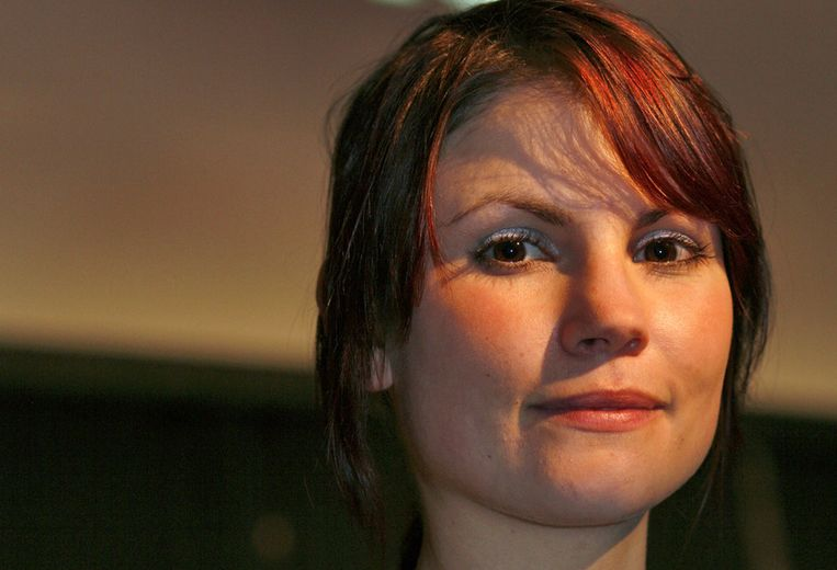Rambam-presentatrice Linda Hakeboom. © ANP Beeld