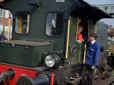 Een dag vol locomotieven en draaiorgels