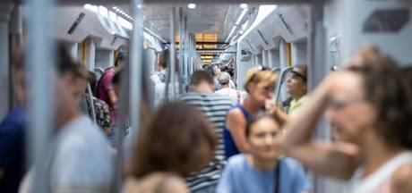 Eerste dag Noord/Zuidlijn voorlopig bijna volgens dienstregeling
