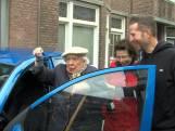 Lidwien (94) heeft een nieuwe auto