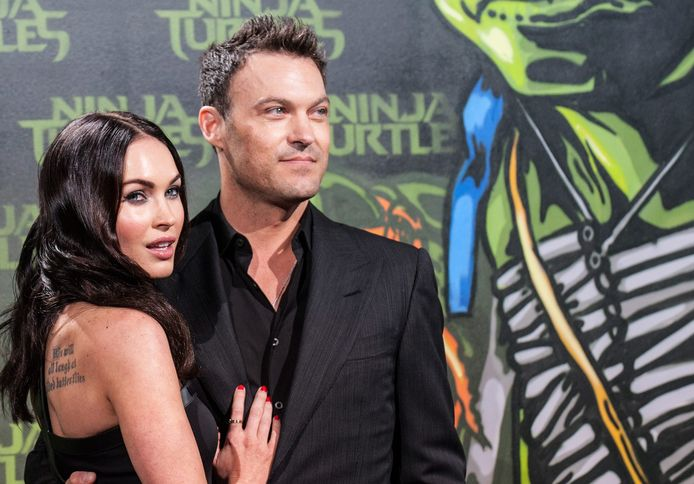 Megan Fox en Brian Austin Green