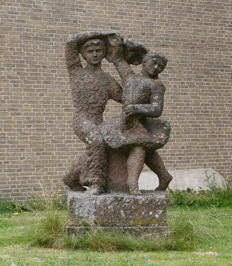 Nog steeds geen plek voor 'Dansende kinderen' in Wageningen
