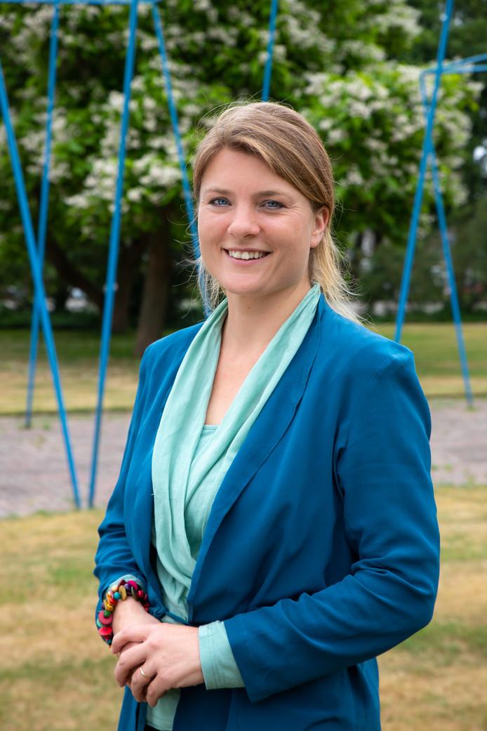 Wethouder Aukje Treep wil weten wat onder de Soester bevolking leeft, voordat ze een nieuwe omgevingsvisie maakt.