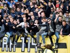 Aanhang Vitesse wil stilstaan bij drama in Oss tijdens duel met ADO