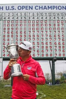 Gary Woodland pakt hoofdprijs op US Open