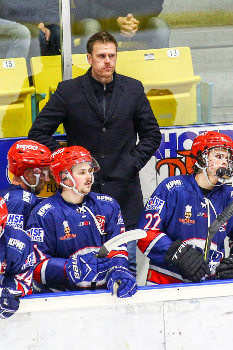 Devils in laatste duel BeNe-League op de plek gezet