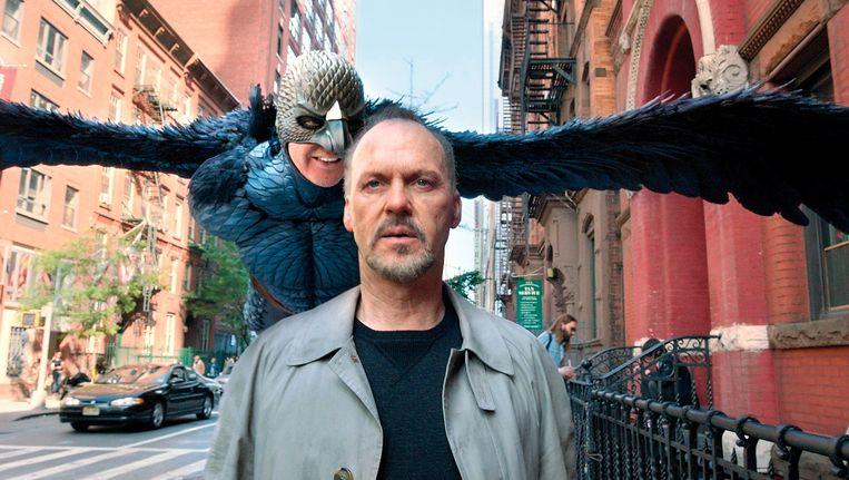 Michael Keaton in Birdman. Beeld 20th Century Fox