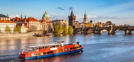 De pracht van Praag