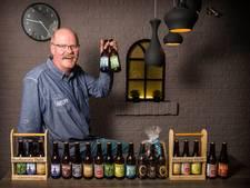 Zoen van Delft: amberkleurig biertje met gagelbesjes