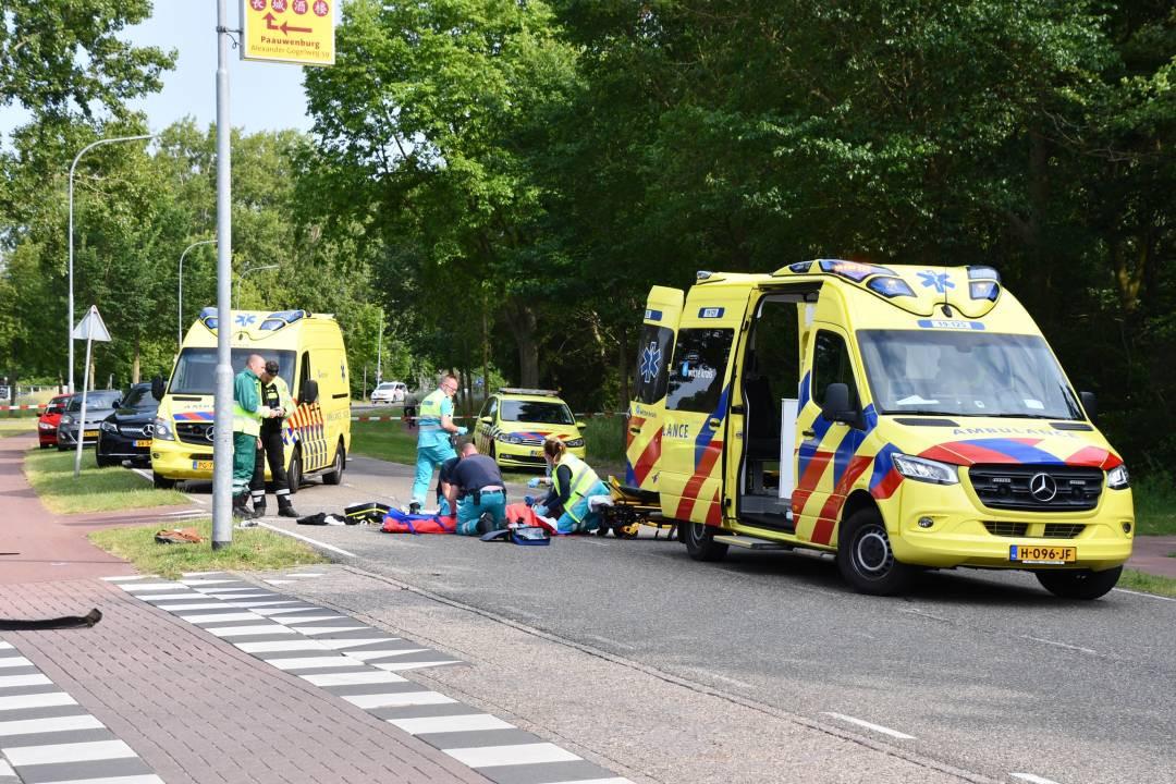 Inge Caljouw overleed aan de gevolgen van het ongeval.
