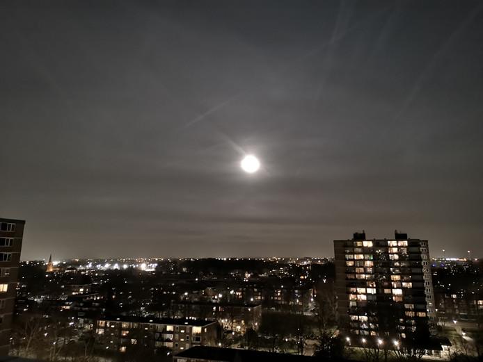 Melissa Heinhuis maakte deze foto in Nieuwegein.